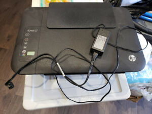 HP and Canon Printers for Sale