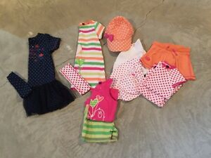 2T/3T Girls Souris Mini summer clothing