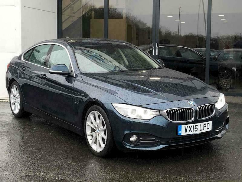 Bmw 4 Series 420D Luxury Gran Coupe Coupe 2.0 Auto   in ...