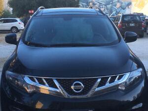 2014 Nissan Murano Platinum SUV, Crossover