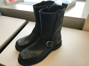 LIKE NEW Harley Davidson Motorcycle Boots Size 11 mens