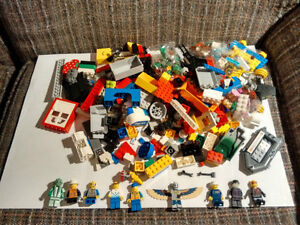 LEGO + MINIFIGURES FOR SALE :