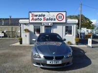 2009 BMW 6 SERIES 3.0 635D SPORT AUTO 282 BHP DIESEL - 108599 MILES