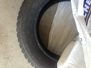 Ice Pro Snow Tires - $50.00/piece