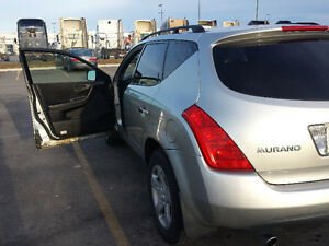 2003 Nissan Murano SL SUV, all wheel drive runs excellent