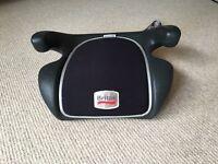 Britax car booster cushion