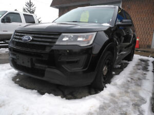 2016 Ford Explorer AWD $13750 CERTIFIED