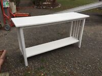 White table $30