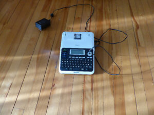 Brother P-Touch 2030 Label Maker