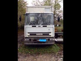 Iveco - Ford cargo 130E15 13 ton hgv 1994