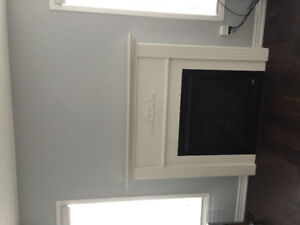 Fireplace mantel for sale. In great condition.