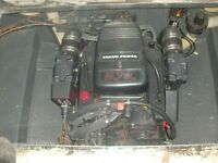 Moteur 5.7 litre Volvo marin 2006?comme neuf 60 hrs 3950$ comple