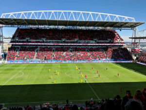 Toronto FC vs Vancouver Whitecaps FC- Saturday, October 6