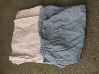 Men's boxers XXL new 2 pack BHS