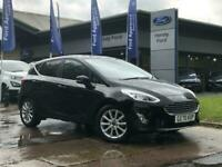 2020 Ford Fiesta 1.0 EcoBoost Hybrid mHEV 125 Titanium 5dr HATCHBACK Petrol Manu