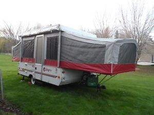 Jayco Deluxe Series Hardtop Camper trailer, Very Well Maintained