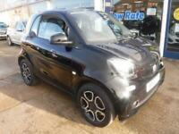 2016 16 SMART FORTWO 1.0 PRIME PREMIUM 2D 71 BHP AUTOMATIC 1 OWNER £ 0 FREE TAX