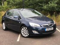 Vauxhall Astra 1.6 i VVT 16v Elite 5dr PETROL MANUAL 2012/12