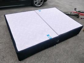Double Divan Bed Base