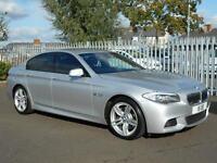 2010 BMW 5 Series 3.0TD 525d M Sport 4dr