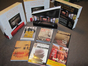 Living Room Film Festival Collection DVD - NEW, Boxed