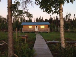 REDUCED Lake front cabin for sale pickle lake