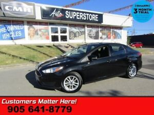 2015 Ford Focus SE  HEATED SEATS BLUETOOTH POWER GROUP CAMERA AL