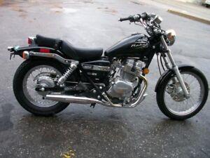 2009 Honda Rebel