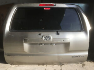 Toyota 4Runner 2003-2005 Trunk Hatch