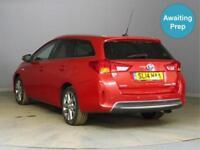 2014 TOYOTA AURIS 1.8 VVTi Hybrid Excel 5dr CVT Auto Estate