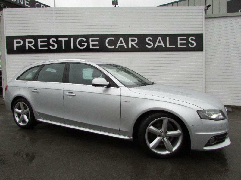 2012 audi a4 avant 2 0 tdi s line 5dr in leicester. Black Bedroom Furniture Sets. Home Design Ideas