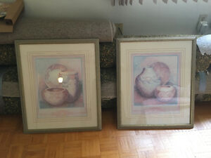 2x Southwestern style pictures - Moving Sale