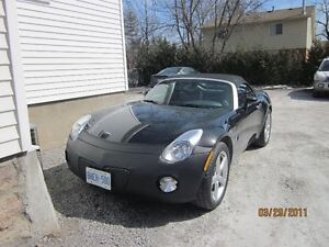 2009 Pontiac Solstice cloth Convertible