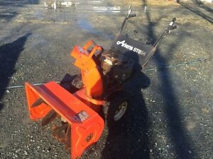 """2 Ariens snowblowers for sale - both 8hp 24""""- 175.00+275.00"""