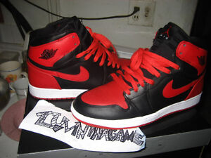 "DS 2008 Jordan 1 ""Bred"" with OG Box"
