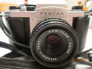 Camera / Pentax Honeywell