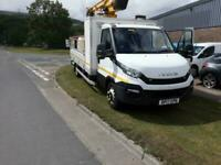 2017 Iveco Daily 3.0 Chassis Cab 4750 WB NA Diesel Automatic