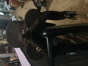 Synthetic Aussie Saddle for Sale