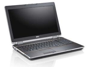 Ordinateur portable Dell Latitude E6520 - Core I7-2620M 2.7 Ghz