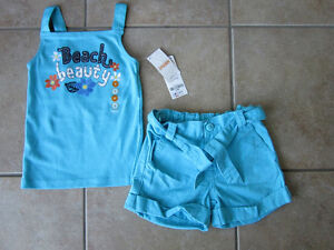 Gymboree Size 4/5 Summer Outfit