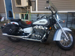 2006 HONDA SHADOW VT750C AERO MOTORCYCLE (CRUISER)