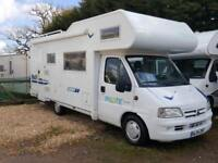 2004 Pilote Atlantis A8 6/7 Berth Motorhome Left Hand Drive LHD NOW REDUCED