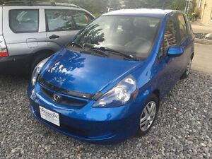 2008 Honda Fit Remote Start, Winter tires, Finance OAC