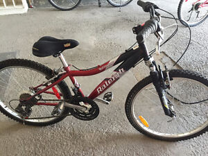 Child's mountain bike great condition
