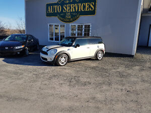 FUN AND SPORTY JUST ARRIVED... 2009 MINI Clubman!! WE FINANCE!!