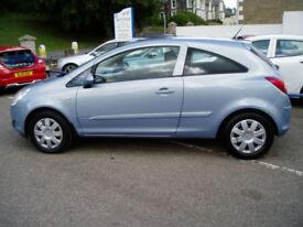 Vauxhall/Opel Corsa 1.2i 16v 2008MY Club