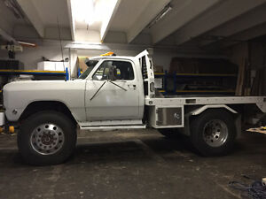 1991 Dodge Power Ram 3500 Pickup Truck