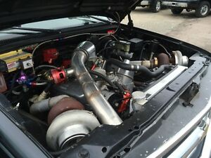TWIN TURBO 565 BBC ENGINE FOR SALE