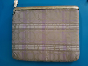 COACH IPAD/TABLET SLEEVE