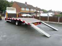 2011 Iveco Eurocargo 7.5 TONNE, RECOVERY, BEAVERTAIL, FLAT BED, AUTOMATIC
